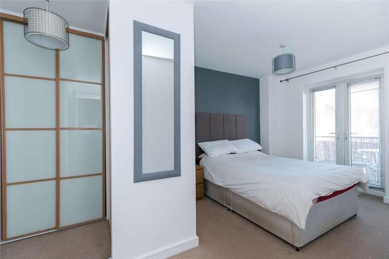 2 Bedrooms Flat for sale in Selden Hill, Hemel Hempstead, Hertfordshire, HP2