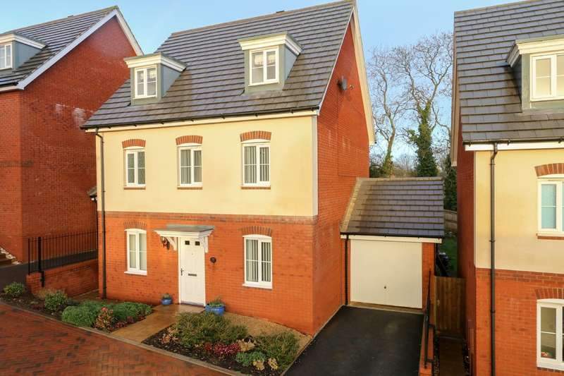 5 Bedrooms Detached House for sale in Amethyst Drive, Teignmouth
