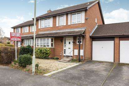 4 Bedrooms Detached House for sale in Bishops Road, Abbeymead, Gloucester, Gloucestershire