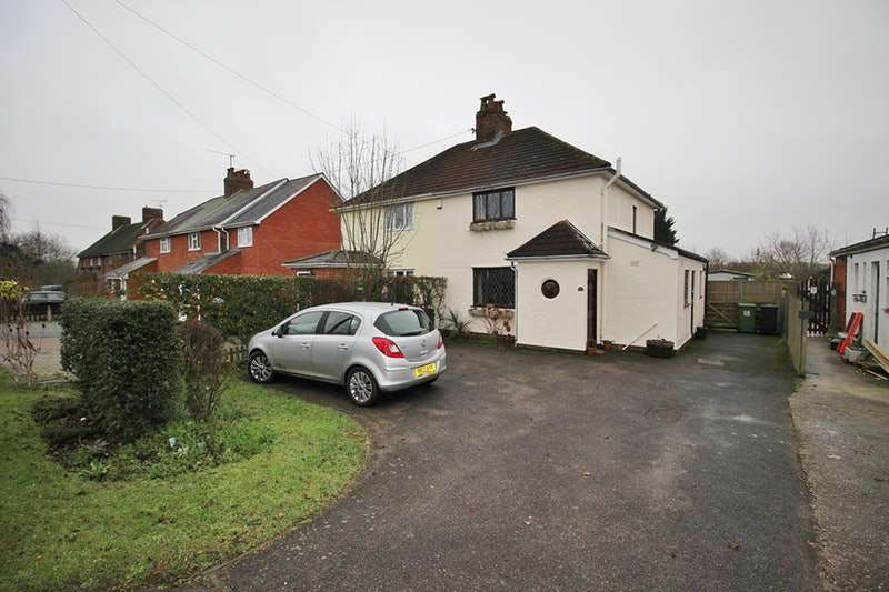 3 Bedrooms Semi Detached House for sale in Western Road, Silver End, Essex, CM8