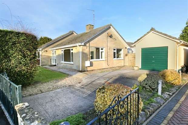 3 Bedrooms Detached Bungalow for sale in Whitestone Road, Frome