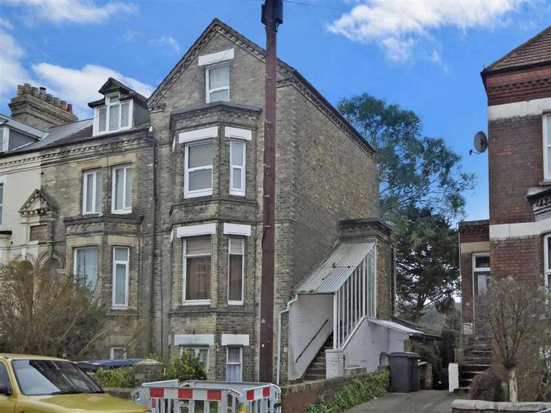 Studio Flat for sale in Salisbury Road, , Dover, Kent