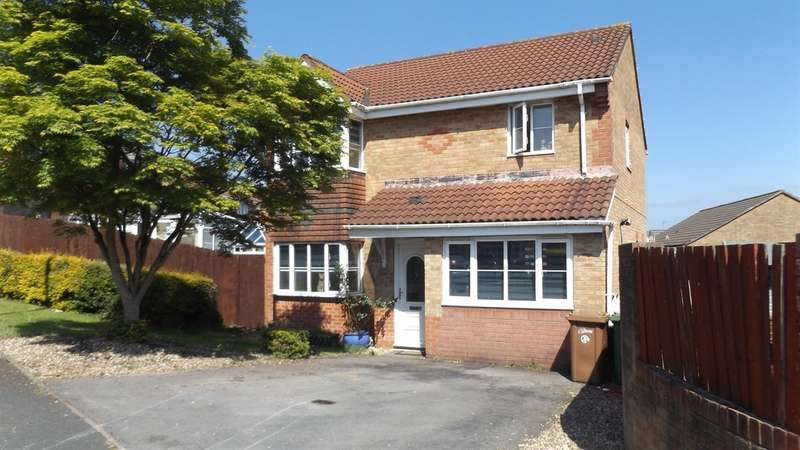4 Bedrooms Detached House for sale in Meadow Way, Caerphilly