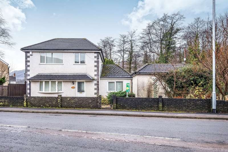 3 Bedrooms Detached House for sale in Ynys Y Bont, Crynant, Neath