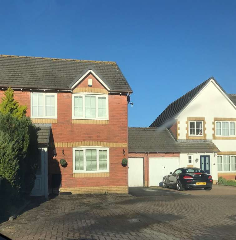 3 Bedrooms Semi Detached House for sale in Great Burnet Close, St. Mellons, Cardiff