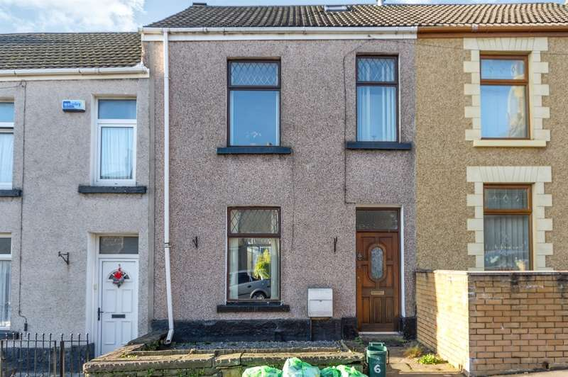 2 Bedrooms Terraced House for sale in Lewis Street, St. Thomas, SWANSEA