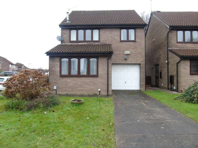 4 Bedrooms Detached House for sale in Falconwood Drive, St Fagans, Cardiff