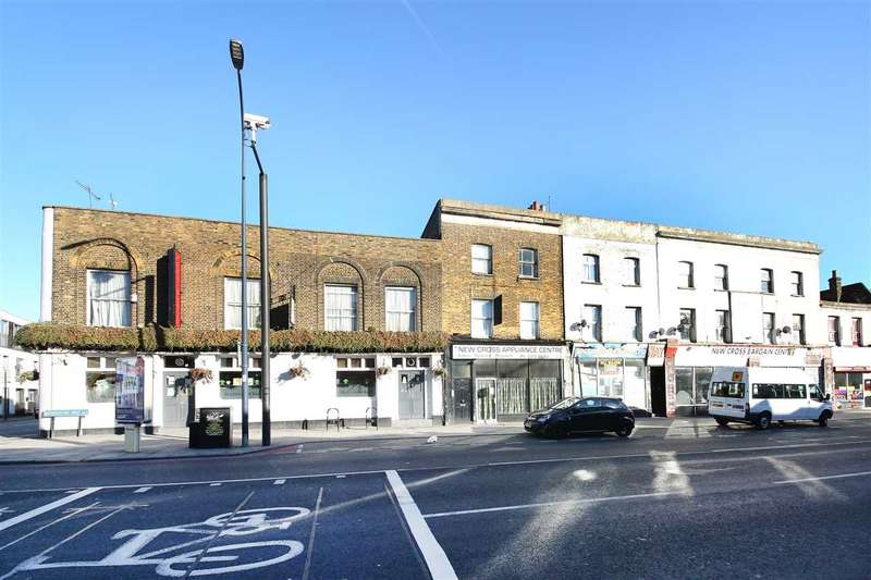 1 Bedroom Apartment Flat for sale in Lewisham Way, New Cross