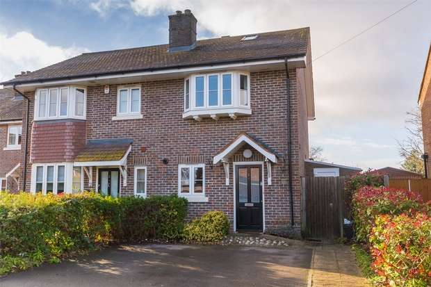 2 Bedrooms Semi Detached House for sale in Farmers Place, Chalfont St Peter, Buckinghamshire