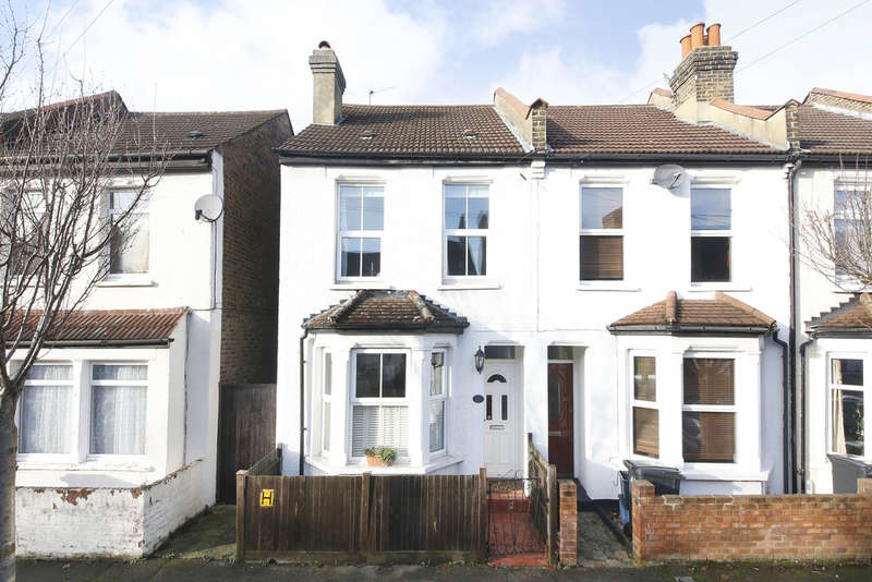 2 Bedrooms End Of Terrace House for sale in Dominion Road, Croydon