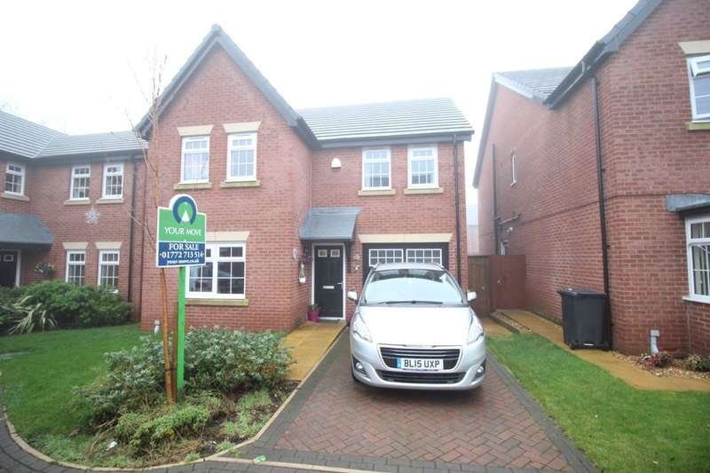 4 Bedrooms Detached House for sale in St. Edwards Chase, Fulwood, Preston, PR2