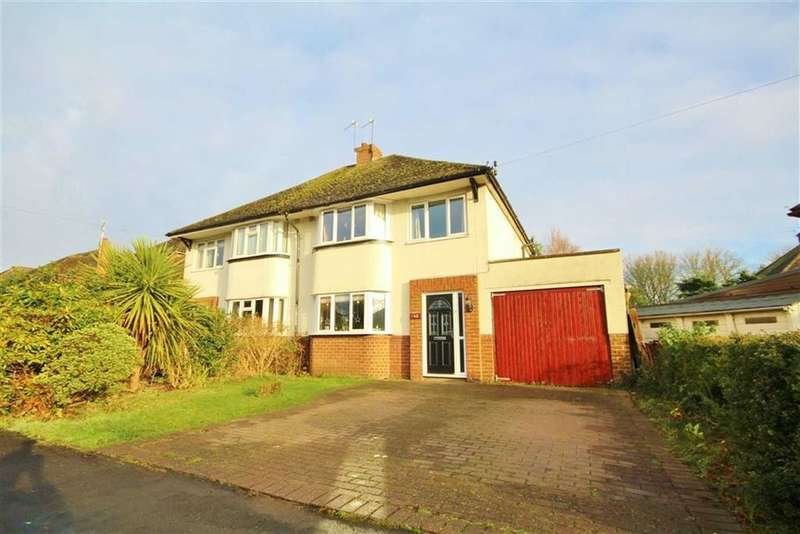 3 Bedrooms Semi Detached House for sale in Landor Road, Leamington Spa, Warwickshire, CV31