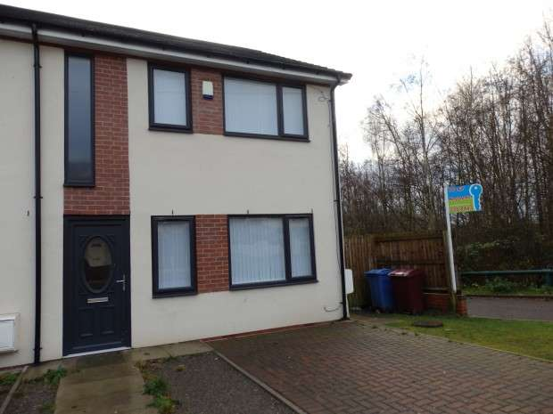 3 Bedrooms Terraced House for rent in Coronation Drive, Prescot, L35