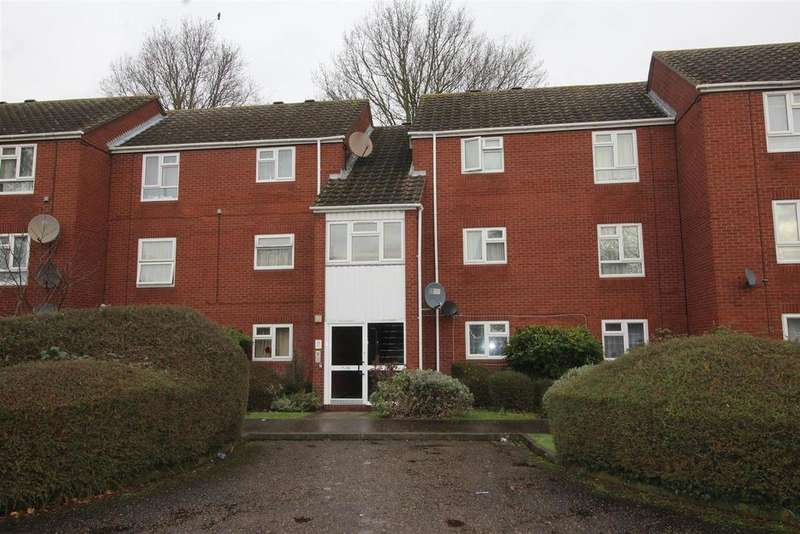 1 Bedroom Flat for sale in Dunstan Court, Peterborough