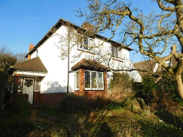 3 Bedrooms Detached House for sale in Avenue South, Surbiton