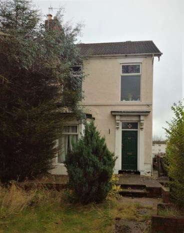 3 Bedrooms Semi Detached House for rent in Sheffield Road, Chesterfield