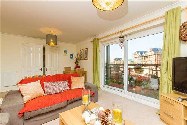 2 Bedrooms Flat for sale in Brasenose Driftway, Oxford, OX4 2GZ