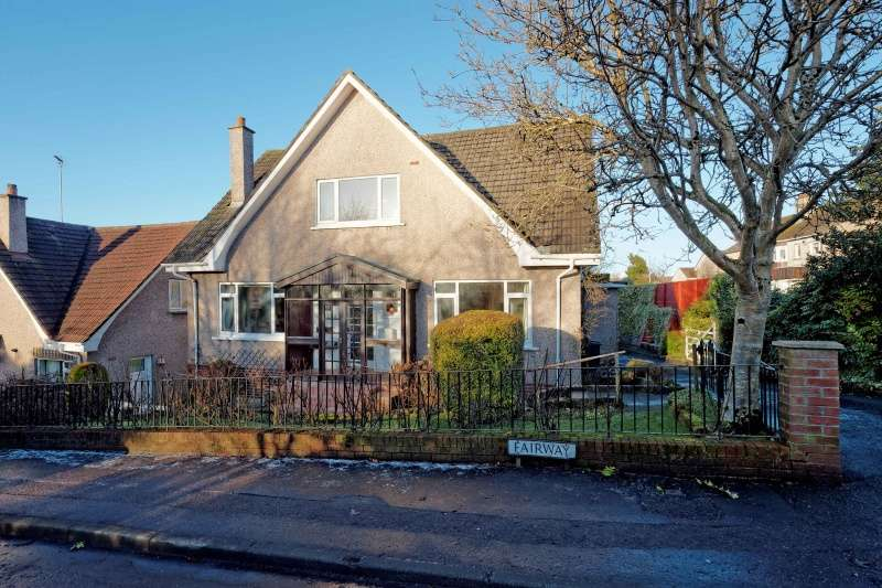 4 Bedrooms House for sale in 41 Fairway, Bearsden, East Dunbartonshire, G61 4HF