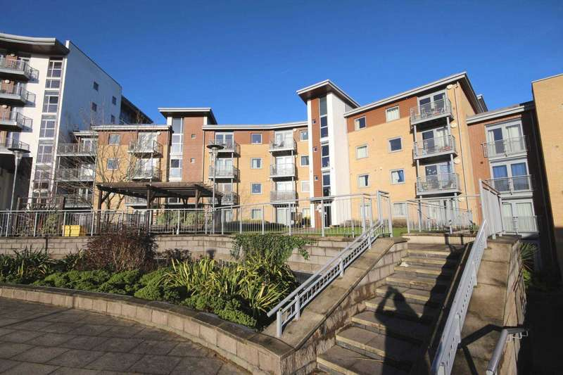 2 Bedrooms Apartment Flat for sale in Kelvin Gate, Bracknell