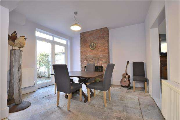 3 Bedrooms Terraced House for sale in Magdalene Place, St Werburghs, Bristol, BS2 9RJ