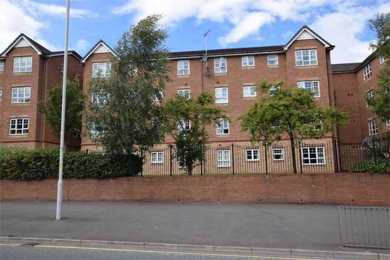 3 Bedrooms Apartment Flat for sale in Maxwell Court, Merlin Road, Birkenhead