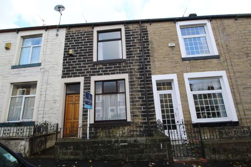 2 Bedrooms Terraced House for sale in Godiva Street, Burnley, BB10