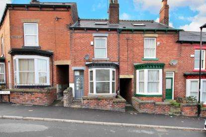 3 Bedrooms Terraced House for sale in Pinner Road, Sheffield, South Yorkshire