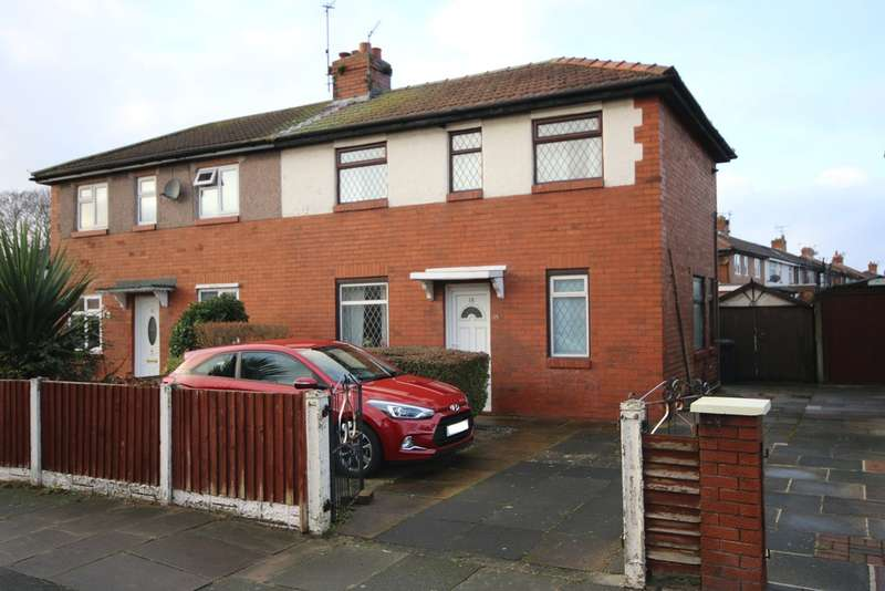 2 Bedrooms Semi Detached House for sale in Essex Road, Birkdale, Southport