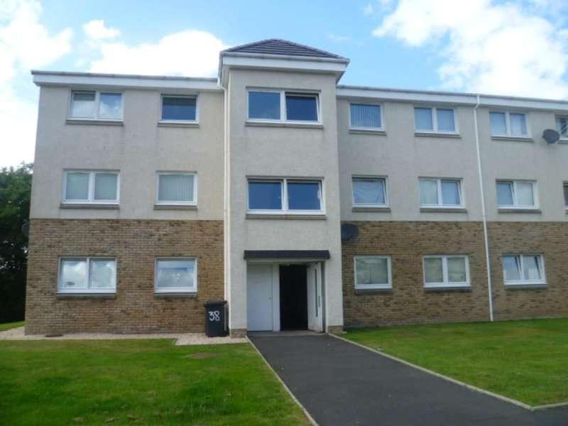 2 Bedrooms Flat for rent in Sanderling, Lesmahagow, Lanark, ML11