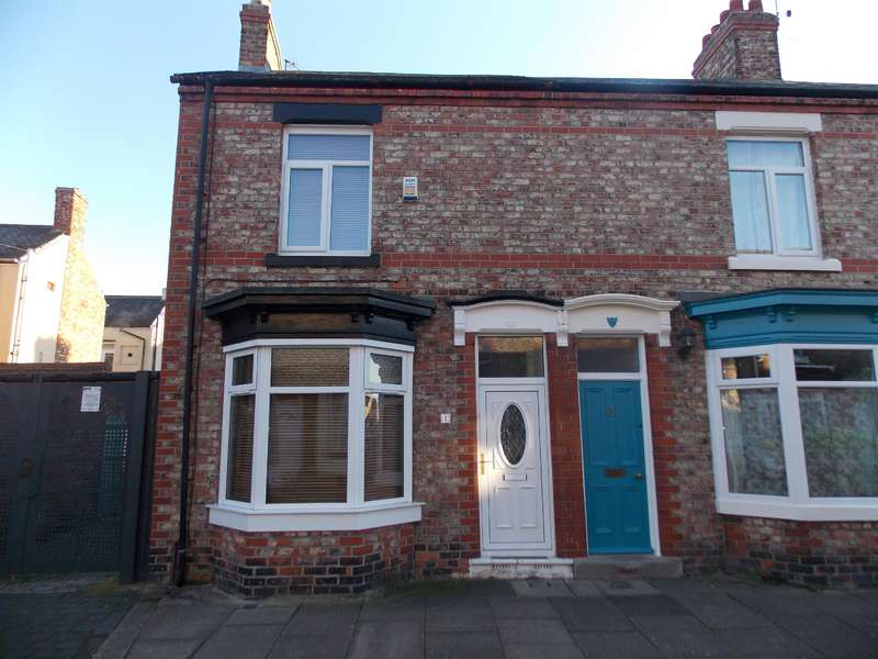 2 Bedrooms End Of Terrace House for sale in Kensington Road, Stockton-on-Tees, TS18 4DQ