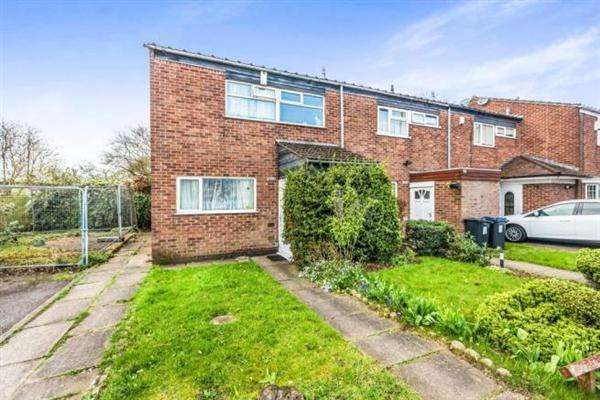 3 Bedrooms End Of Terrace House for rent in Sedgemere Road, Birmingham