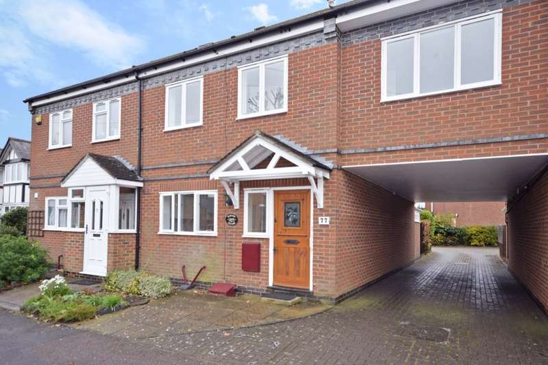 3 Bedrooms Semi Detached House for rent in The Crescent, Abbots Langley, WD5