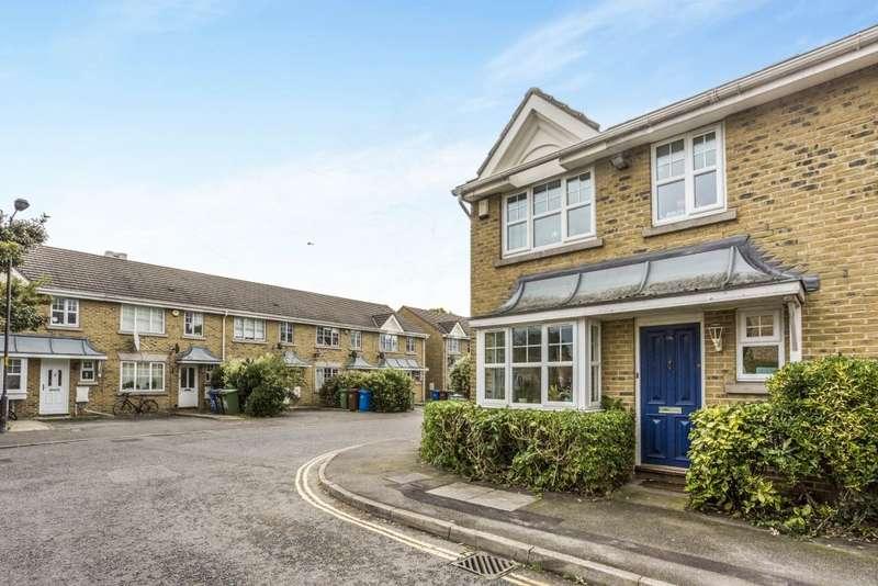 4 Bedrooms Terraced House for sale in Ann Moss Way, London, SE16 2TL