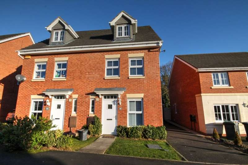 3 Bedrooms Semi Detached House for rent in Chapel Drive, Delves Lane, Consett, DH8
