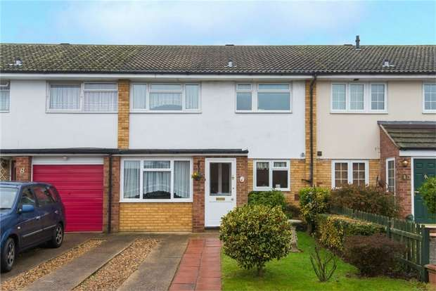 3 Bedrooms Terraced House for sale in 6 Warren Field, Iver Heath, Buckinghamshire