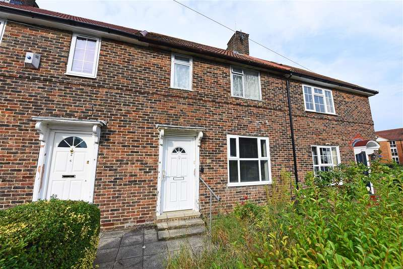 3 Bedrooms Terraced House for sale in Bristol Road, Morden