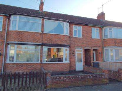 3 Bedrooms Terraced House for sale in Hereford Road, Aylestone, Leicester, Leicestershire