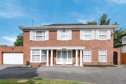 5 Bedrooms Detached House for sale in Elmstead Lane, Chislehurst
