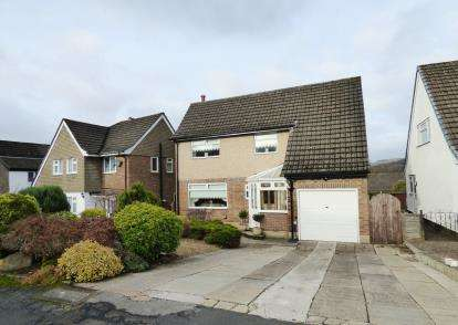 4 Bedrooms Detached House for sale in Errwood Avenue, Buxton, Derbyshire