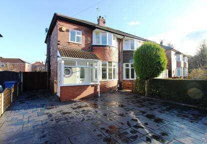3 Bedrooms Semi Detached House for sale in Demmings Road, Cheadle, Greater Manchester