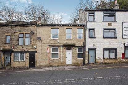 2 Bedrooms Terraced House for sale in Keighley Road, Halifax, West Yorkshire