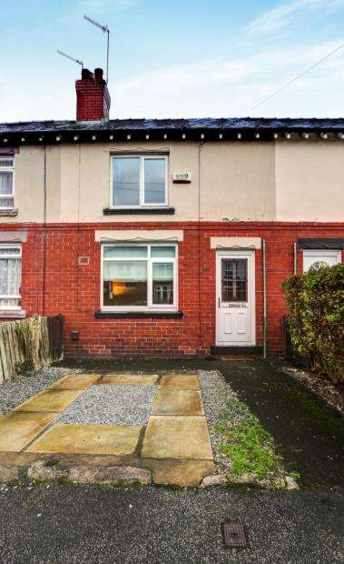 2 Bedrooms Terraced House for sale in Parkgate Road, Macclesfield, Cheshire