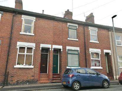 2 Bedrooms Terraced House for sale in Richmond Street, Penkhull, Stoke On Trent, Staffs