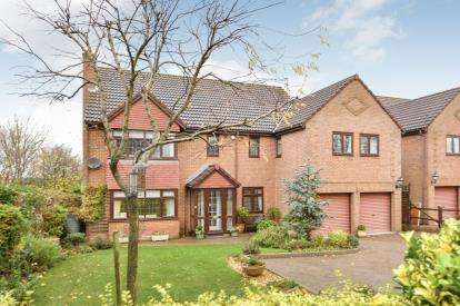 4 Bedrooms Detached House for sale in Oxhill Farm, High Lane, Maltby, Middlesbrough