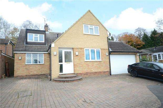 4 Bedrooms Detached House for sale in Mason Place, Sandhurst, Berkshire