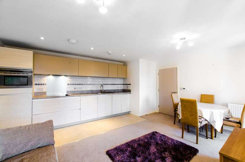1 Bedroom Flat for sale in Callisto Court, Canning Town, E16