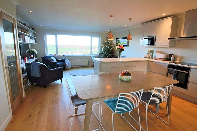 4 Bedrooms Semi Detached House for sale in Roundberry Drive, Salcombe