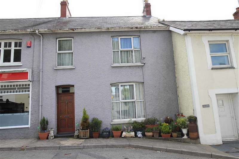 4 Bedrooms End Of Terrace House for sale in TALYBONT, Ceredigion, Talybont