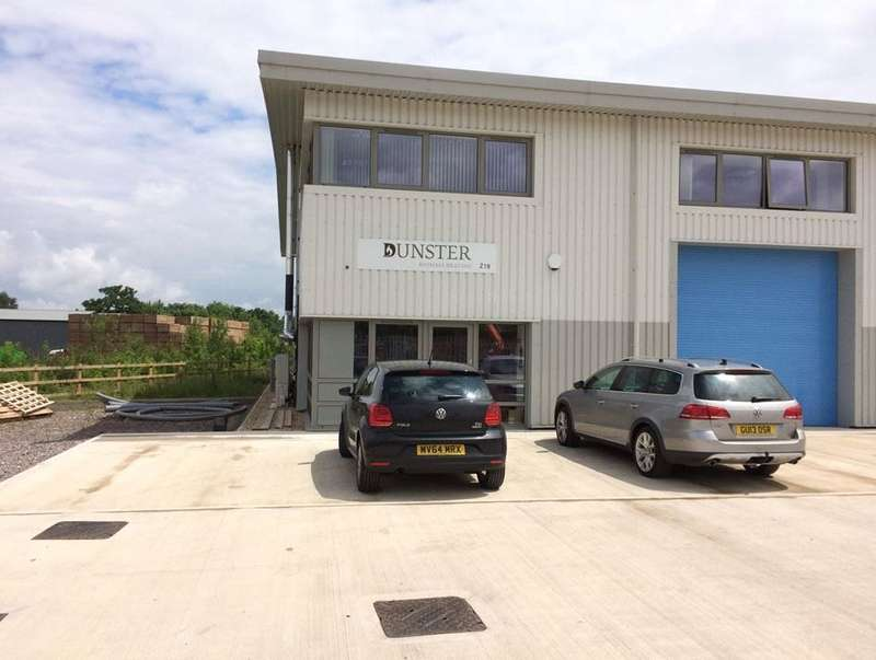 Office Commercial for sale in Westpark, Chelston, Wellington, Somerset, TA21