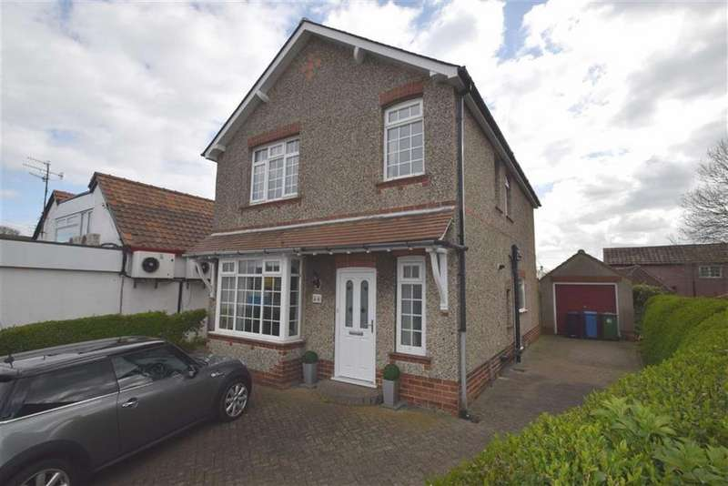 3 Bedrooms Detached House for sale in Main Street, Cayton, North Yorkshire, YO11